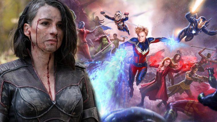 Avengers: Endgame A Force Scene A Inspiré Avec Colère Le Battement