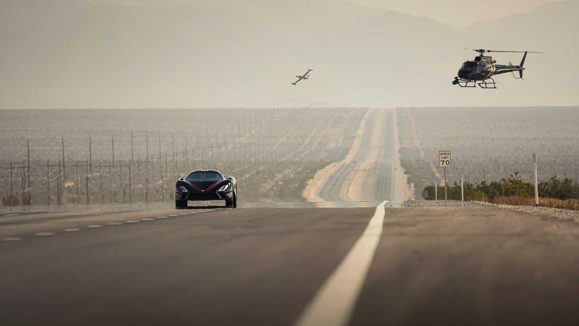 voiture la plus rapide du monde