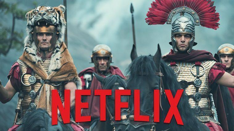 Barbare Barbarians Netflix