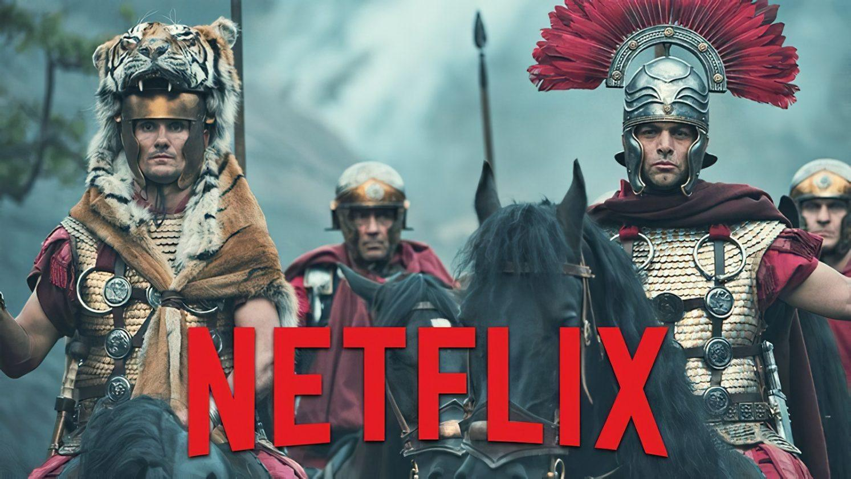 Barbares Barbarians Netflix