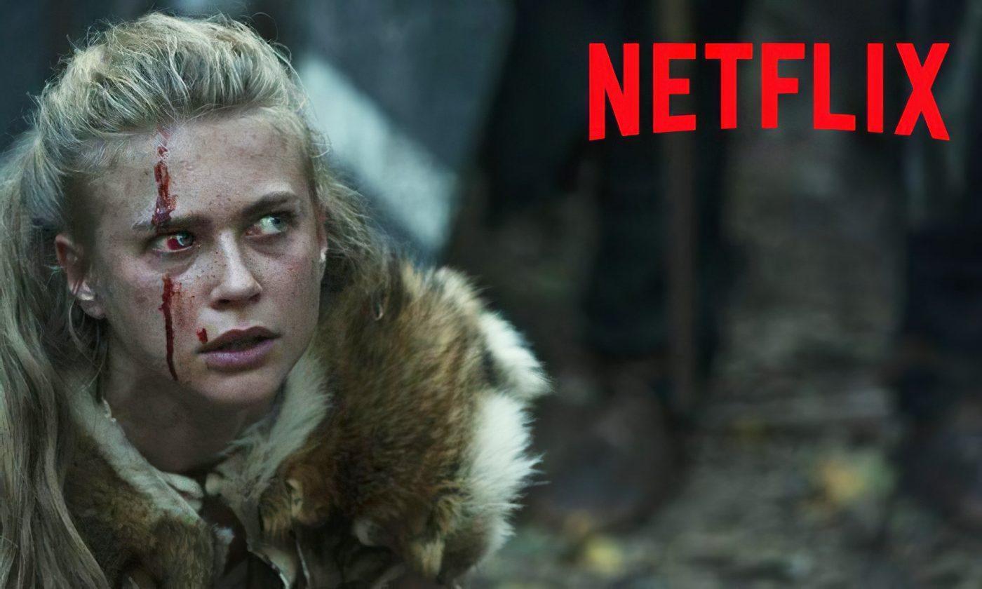 Barbare Netflix Qui Joue Thusnelda Jeanne Goursaud