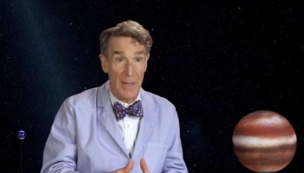 Bill Nye Aux Terriens Plats Et Aux Négateurs De La