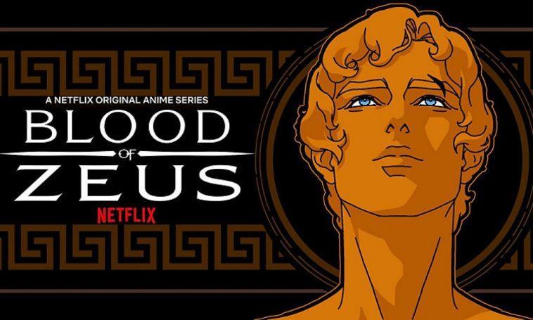 Blood Of Zeus Netflix Serie