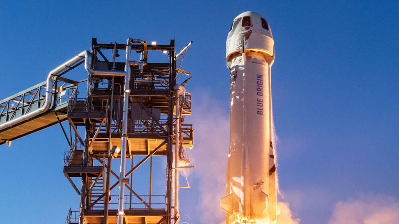 Blue Origin Lance Sa Fusée New Shepherd Pour Tester La