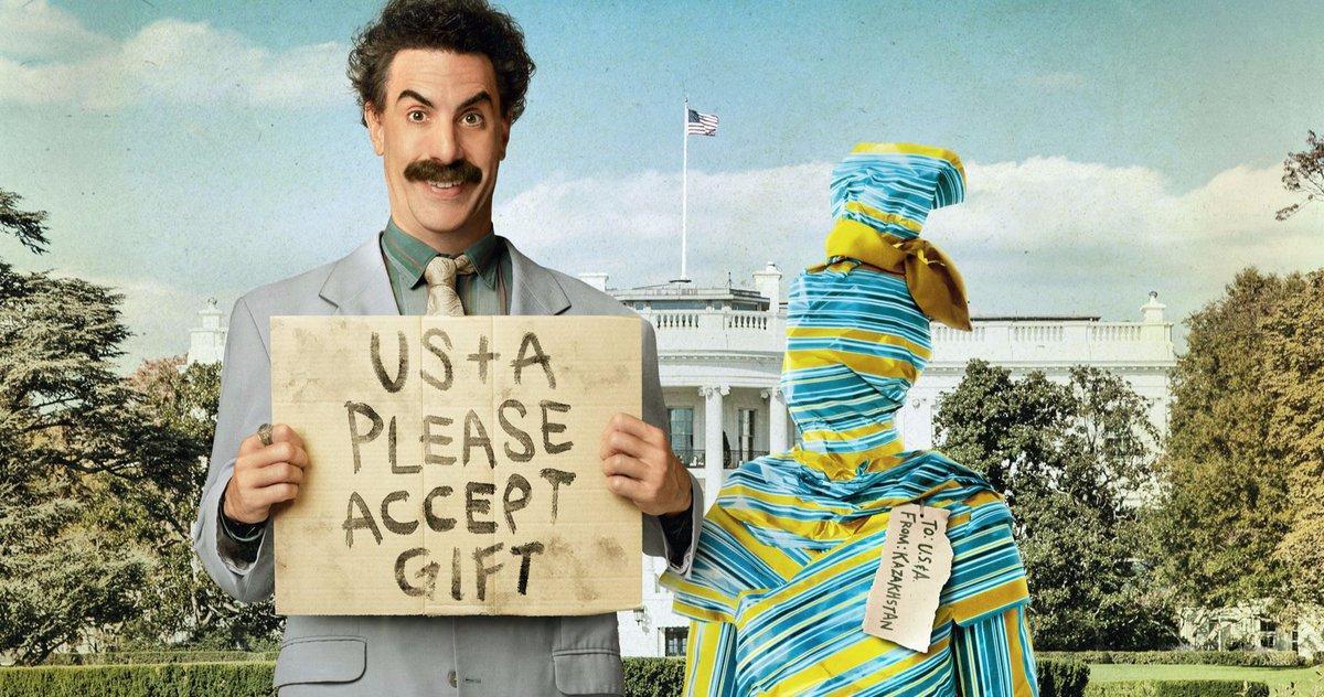 Borat 2 Review: Le Film Suivant De Sacha Baron Cohen
