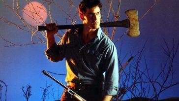 Bruce Campbell Célèbre L'anniversaire D'evil Dead Avec Une Réponse épique