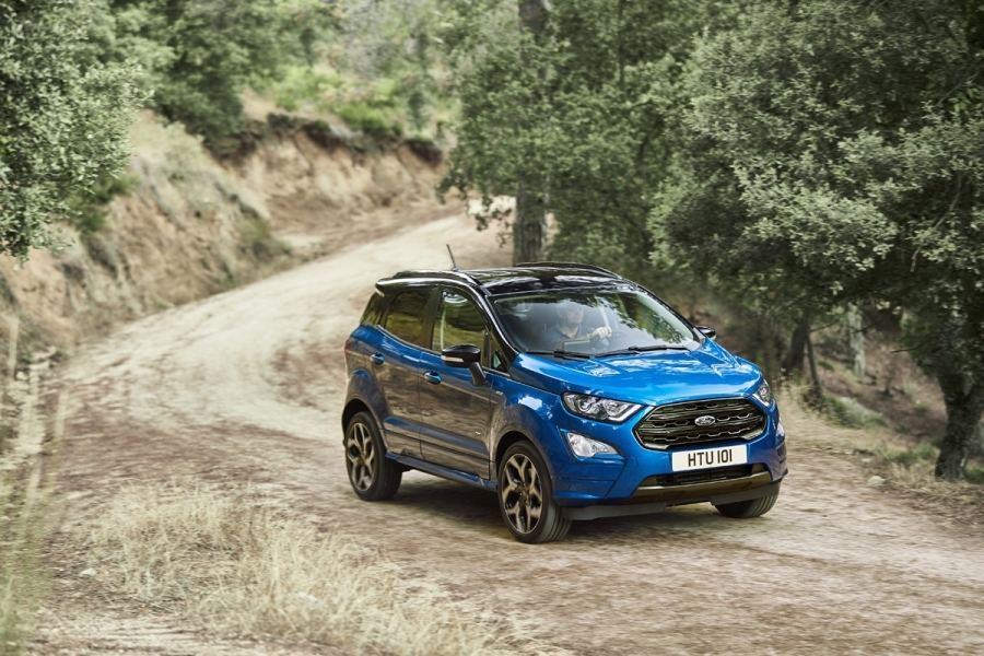 Le Ford EcoSport actuel