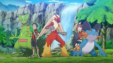 Choisissez Le Meilleur Pokémon De Départ: Sceptile, Blaziken Ou Swampert?