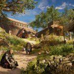 Dans Assassin's Creed Valhalla, Vous Construisez Votre Propre Village Viking