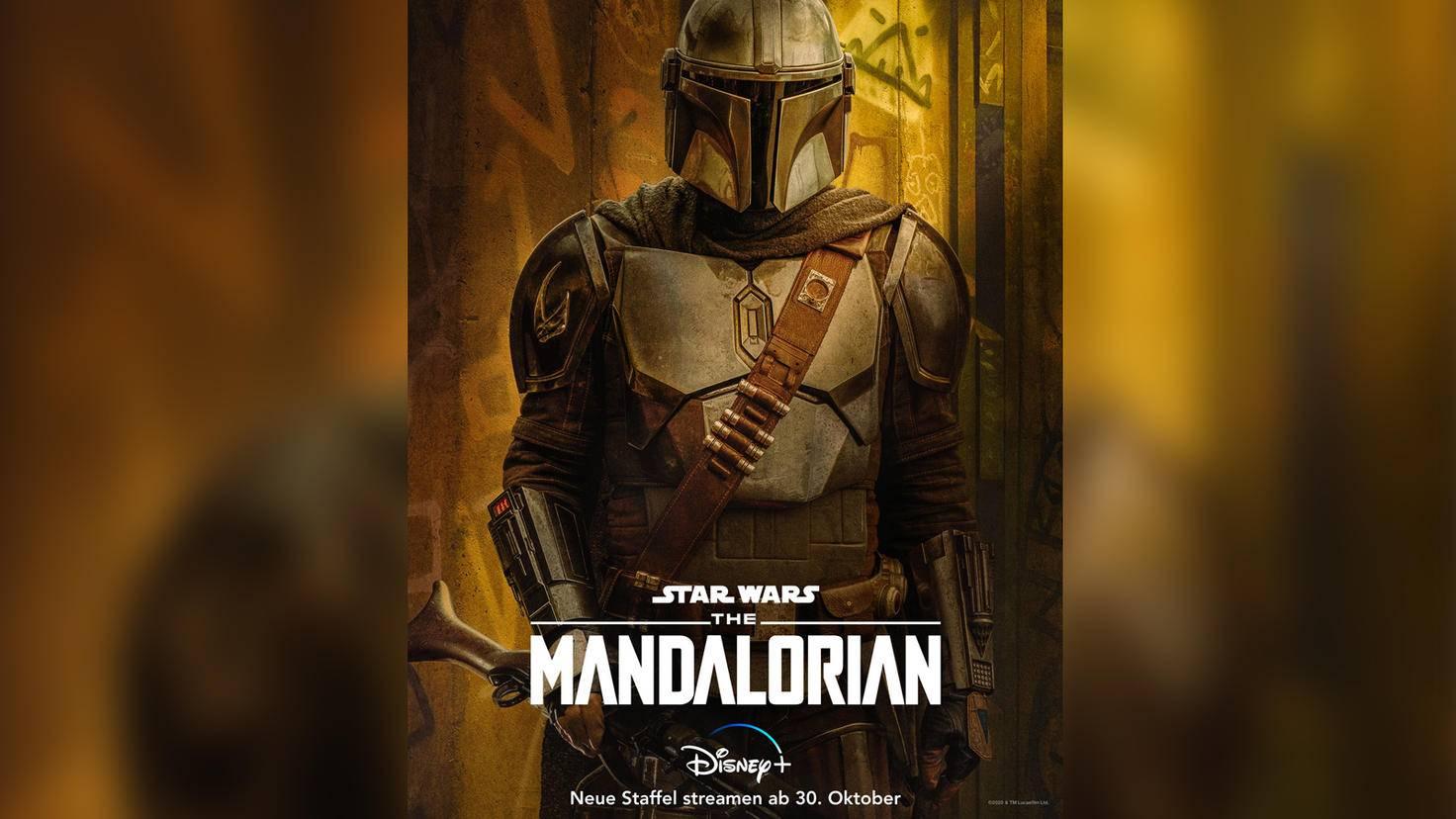 Le Mandalorien S02 Mando