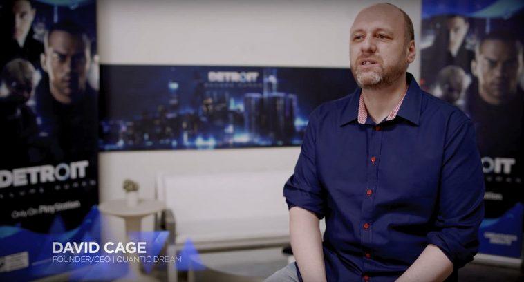 David Cage, Pdg De Quantic Dream, N'aime Pas La Xbox