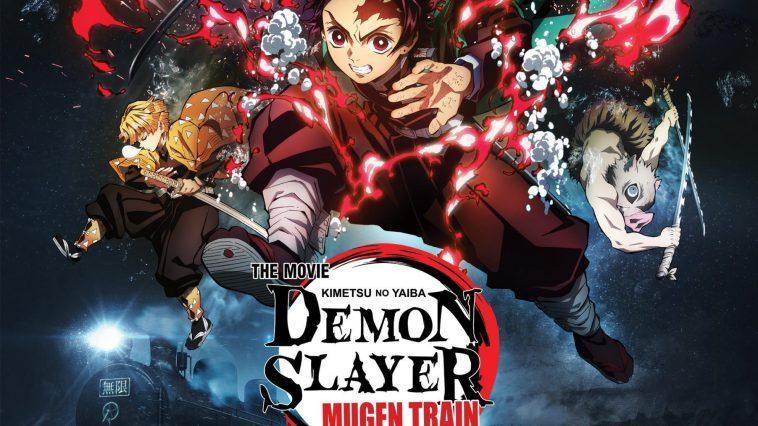 Demon Slayer Film Movie