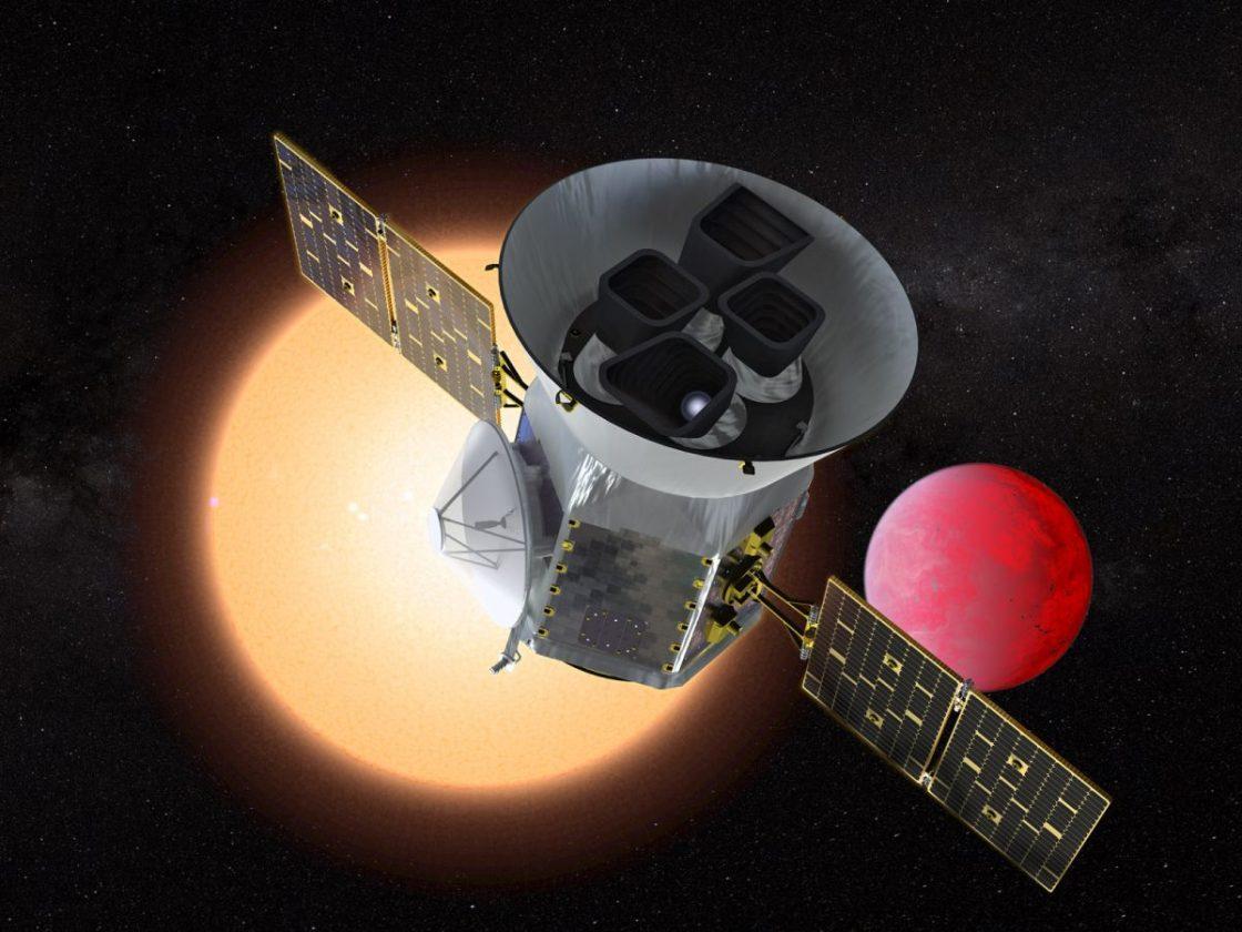 Des Planètes Extraterrestres éloignées Pourraient être Transformées En Détecteurs De