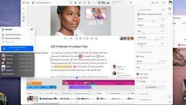 Descript est un éditeur vidéo incroyable dans lequel ce que vous éditez est du texte (bien que vous puissiez également éditer une vidéo)