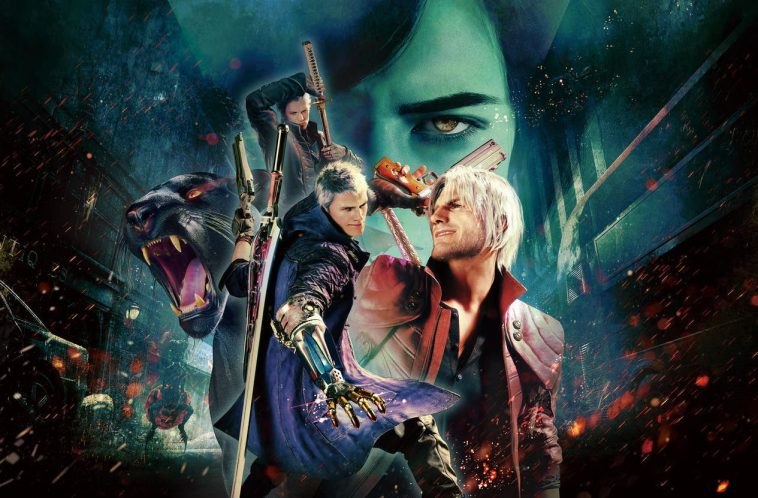 Devil May Cry 5 Special Edition Date Sa Sortie Physique