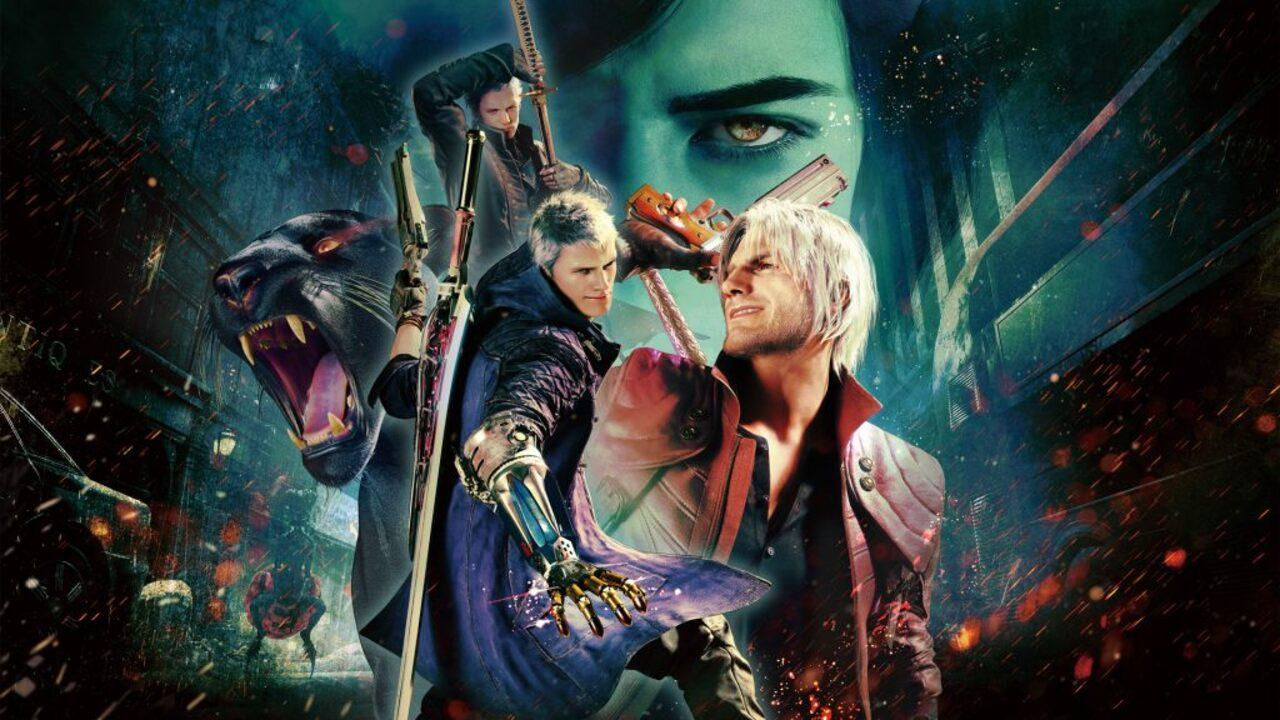 Devil May Cry 5 Special Edition Lance Une Version Physique