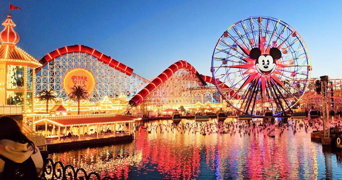 Disney Rouvrira California Adventure Le Mois Prochain Avec Une Grosse