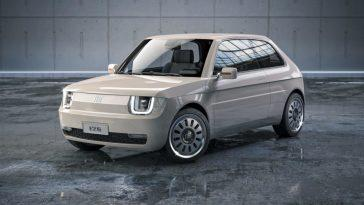 Et Si La Fiat 126 Revenait En Citadine électrique?