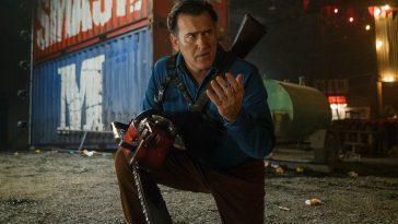 Evil Dead: Bruce Campbell Donne De Nouveaux Détails Sur Le