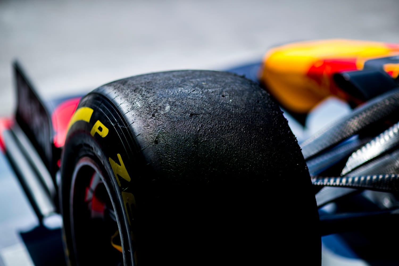 Pneus de Formule 1
