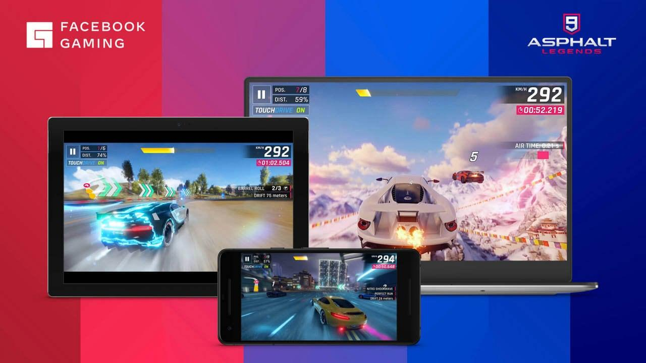 Facebook dévoile un service de jeu en nuage gratuit pour les joueurs mobiles Android