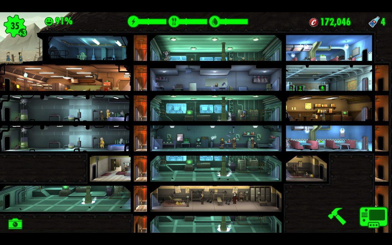 Fallout Shelter Mod Apk: Téléchargez La Version Maintenant!