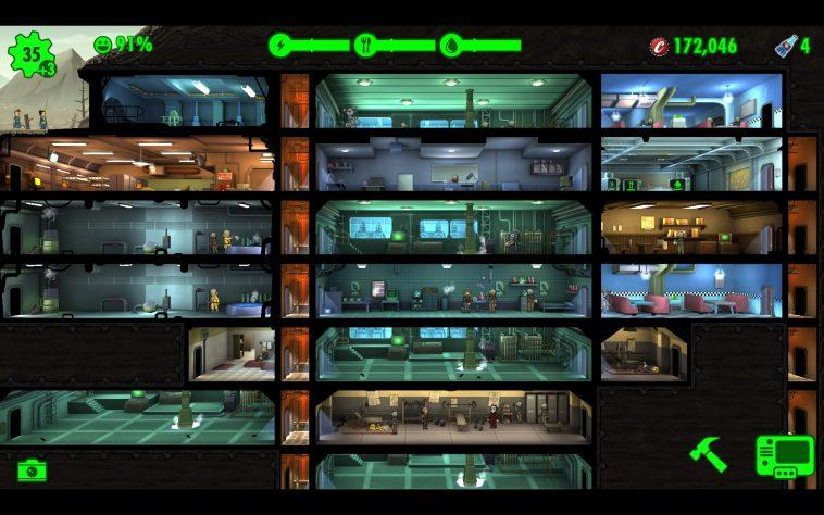 Fallout Shelter Mod Apk: Téléchargez La Version Maintenant!