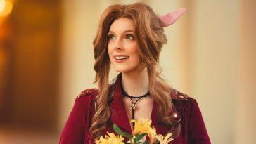 Final Fantasy Vii Remake: La Voix De L'actrice D'aeris Fait