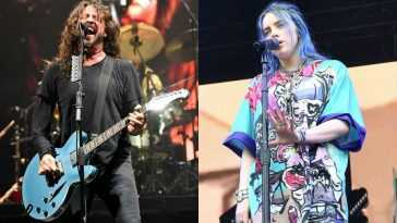 Foo Fighters, Billie Eilish Et D'autres Artistes Se Joignent à