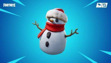 Fortnite Snowman Npc A été Divulgué