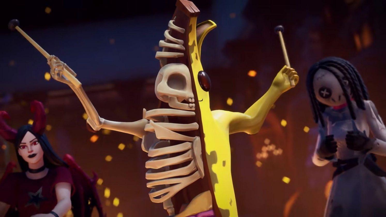 Fortnite Préparerait Un Nouveau Concert Pour Son événement Halloween 2020