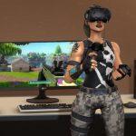 Fortnite Recevrait Un Support Pour Les Appareils De Réalité Virtuelle