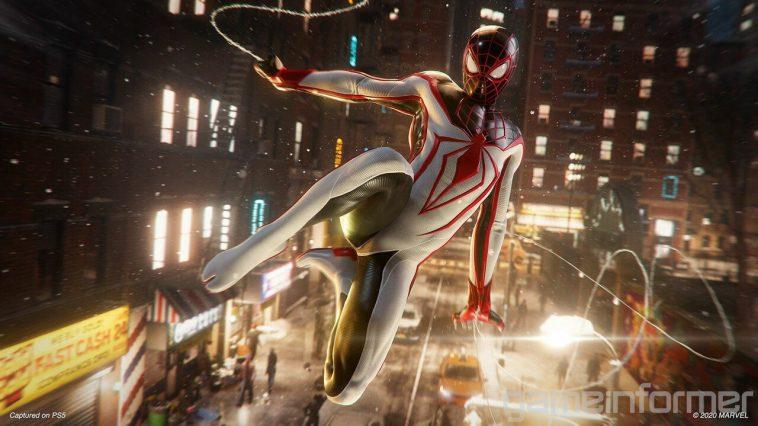 Galerie: Les Dernières Captures D'écran De Marvel's Spider Man: Miles Morales