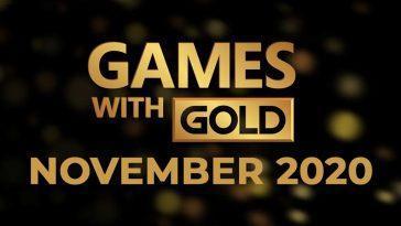 Games With Gold Novembre 2020: Quand Les Nouveaux Jeux Gratuits