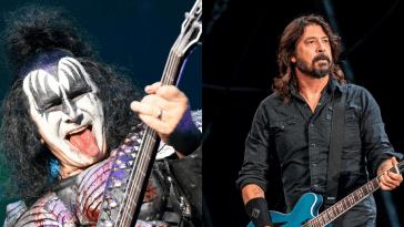 """Gene Simmons (kiss): """"rock Est Mort Et Le Dernier Grand"""