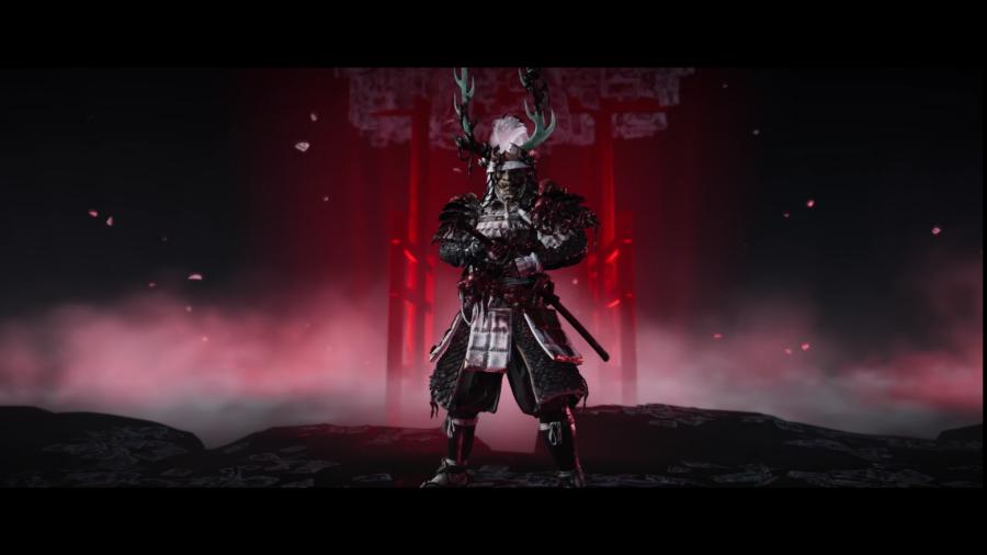 Une photo de la classe de samouraï dans Ghost of Tsushima: Legends