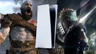God Of War Et Final Fantasy Vii Remake Fonctionneraient à