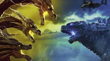 Godzilla Célèbre Son 66e Anniversaire Avec Ghidorah Short & New