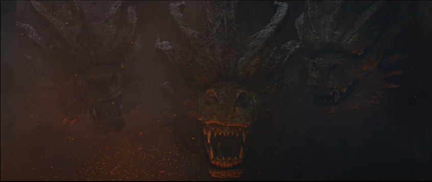 Godzilla contre King