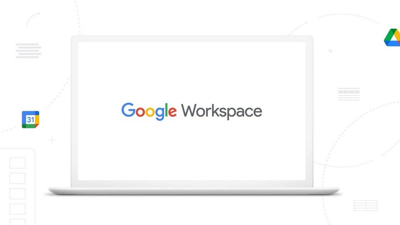 Google annonce Google Workspace avec de nouvelles icônes pour Gmail, Meet, Docs et Drive