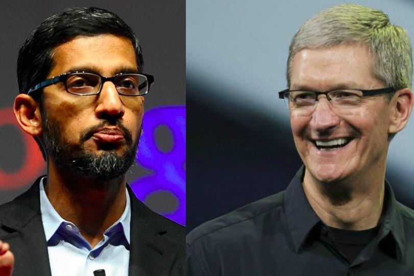 Google paie entre 8 000 et 12 000 millions de dollars pour être le moteur de recherche de l'iPhone, selon la justice américaine