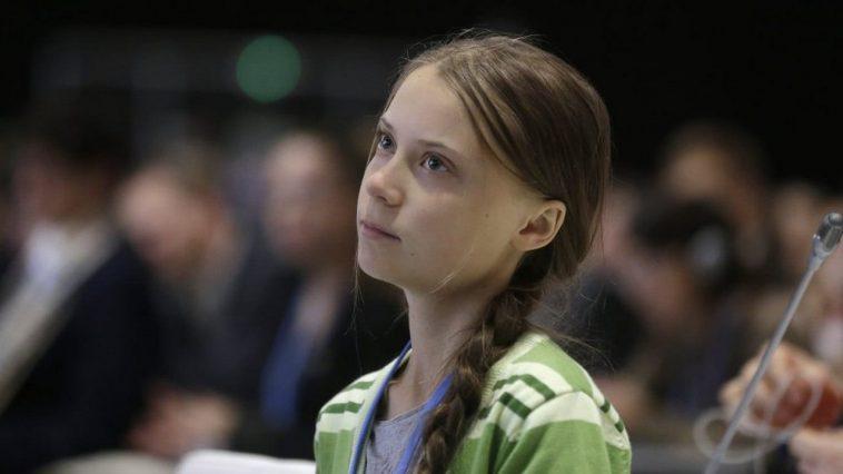 Greta Thunberg Exhorte L'ue à `` Faire Le Plus Possible