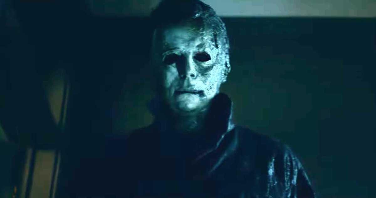 Halloween Kills Trailer Est Là, Michael Myers Vit