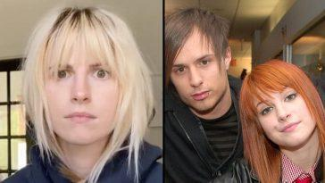 Hayley Williams Critique L'ex Membre De Paramore Josh Farro Pour Ses