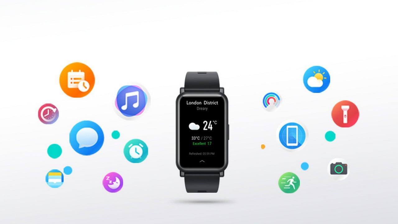 Mises à jour en direct de l'événement Honor 2020: Honor Watch ES devrait comporter un écran AMOLED de 1,64 pouces