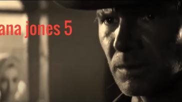 Indiana Jones 5 Une Autre Aventure Aventureuse Bientôt !!