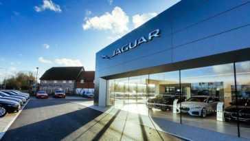 Jaguar Land Rover. 100 Millions D'amende Pour Non Respect Des émissions