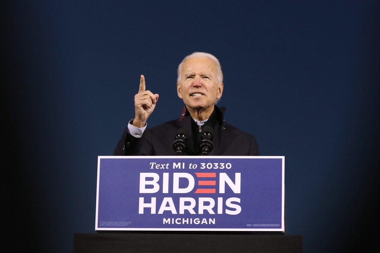 Joe Biden Condamné Par Le Family Research Council Pour Son