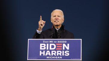 Joe Biden Condamné Par Le Family Research Council Pour Son
