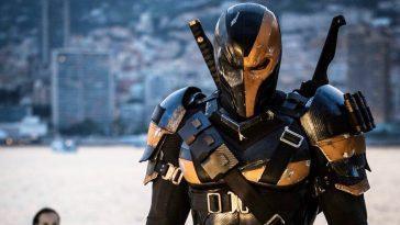Justice League: Rogue Deathstroke Revient Dans La Coupe Snyder